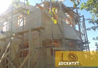 Павловское - каркасный дом
