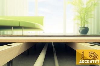 Как выровнять деревянный пол: несколько проверенных способов